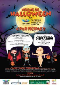 El Centro Comercial Abierto organiza una 'Noche de Halloween'