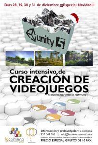 CURSO INTENSIVO DE CREACIÓN DE VIDEOJUEGOS