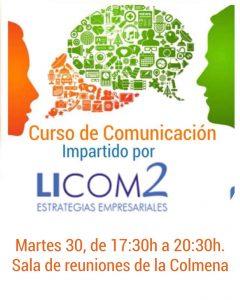 CURSO DE COMUNICACIÓN
